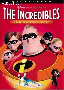 Incredibles, The (Widescreen)