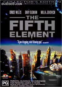 Fifth Element, The: Collectors Edition