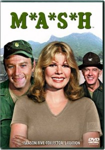 M*A*S*H - Season Five (Collector's Edition) Cover