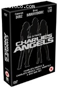 Charlie's Angels / Charlie's Angels: Full Throttle (The Ultimate Box Set) Cover