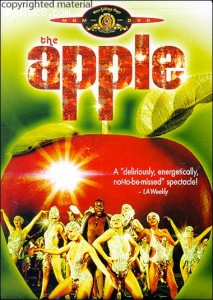 Apple, The Cover