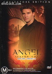 Angel-Season 1 Box Set Part 1 Cover