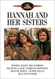 Hannah And Her Sisters Cover