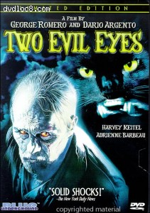 Two Evil Eyes Cover