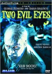 Two Evil Eyes (Due occhi diabolici) Cover