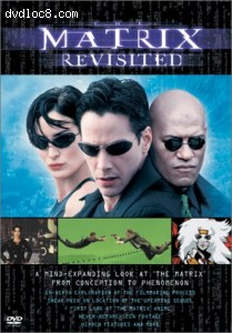 Matrix Revisited, The Cover
