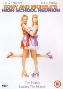 Romy And Michele's High School Reunion Cover