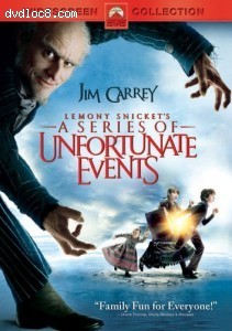 Lemony Snicket's A Series Of Unfortunate Events: Special Edition