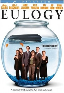 Eulogy Cover