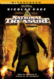 National Treasure (Widescreen) Cover