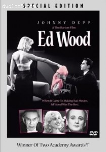 Ed Wood (Special Edition) Cover