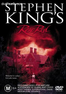 Rose Red (Stephen King's) Cover