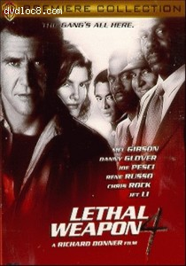 Lethal Weapon 4-Pack