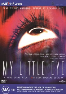 My Little Eye Cover