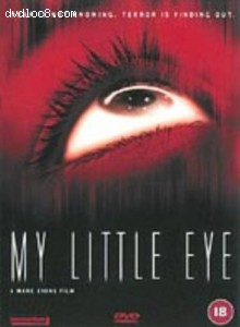 My Little Eye -- Special Edition Cover