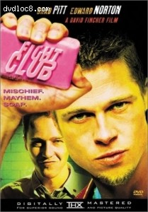 Fight Club (Single Disc Edition) Cover