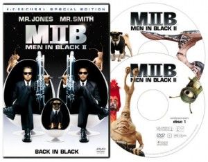 Men In Black II: 2-Disc Special Edition (Widescreen) Cover