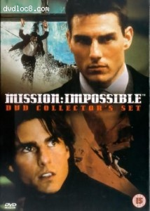 Mission: Impossible - 2 Disc Box Set Cover