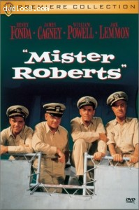 Mister Roberts Cover