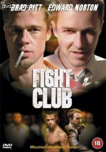 Fight Club - Single Disc Edition Cover