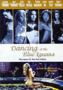Dancing At The Blue Iguana Cover