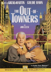 Out-Of-Towners, The Cover