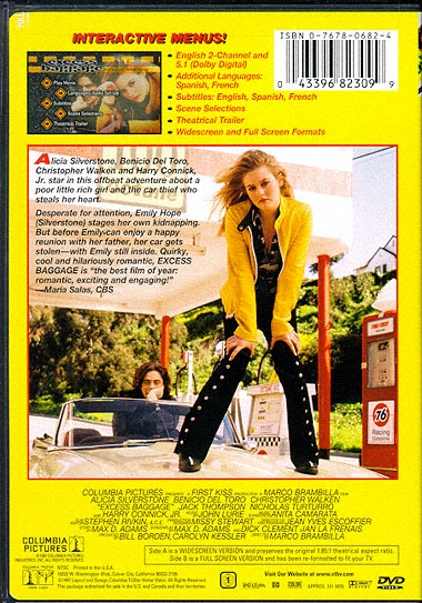 Excess Baggage  Original Soundtrack  Songs Reviews